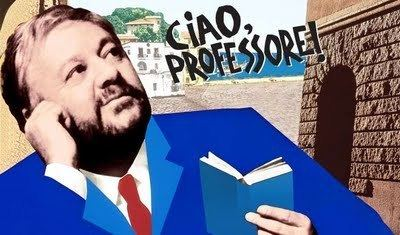 Ciao, Professore! Eriks Choice Lina Wertmller Ciao Professore