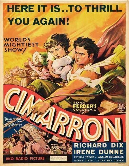 Cimarron (1931 film) Cimarron 1931