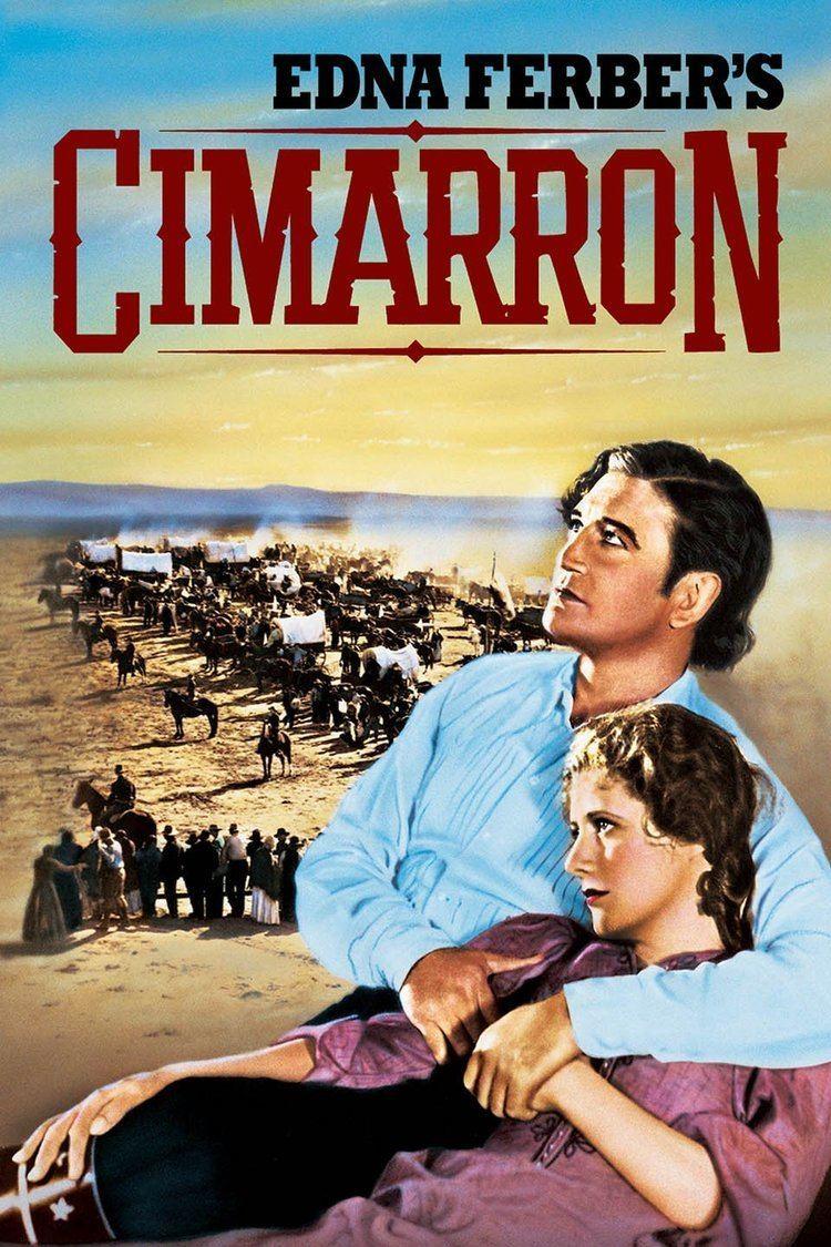 Cimarron (1931 film) wwwgstaticcomtvthumbmovieposters7591p7591p