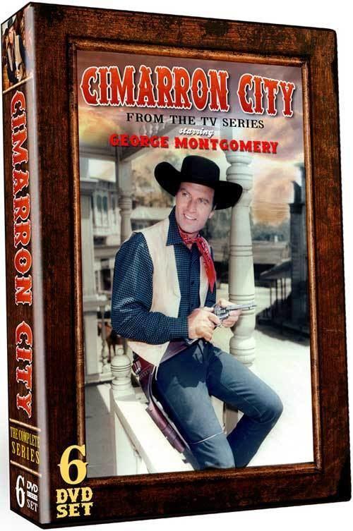 Cimarron City (TV series) Cimarron City DVD news Announcement for Cimarron City The