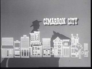 Cimarron City (TV series) via getTV Rarely seen TV series Cimarron City will join getTV39s