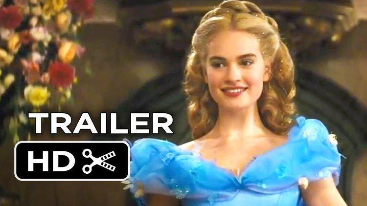 Cinderella (2015 Disney film) Cinderella Official Trailer 1 2015 Helena Bonham Carter Lily