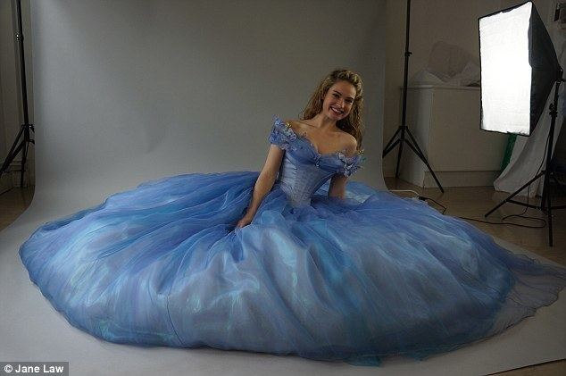 Cinderella Blues movie scenes Rave reviews Cinderella is played by Downton Abbey s Lily James The film has had