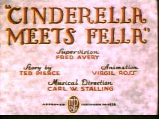 Cinderella Meets Fella movie poster