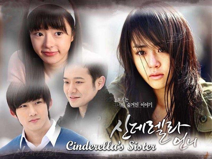 Cinderella's Sister Cinderella39s Sister 2010 Korean Drama Review Geun Young Moon