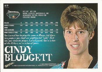 Cindy Blodgett The Trading Card Database Cindy Blodgett Gallery