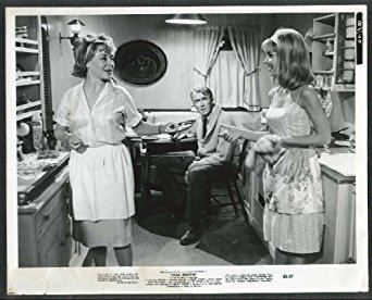 Cindy Carol James Stewart Glynis Johns Cindy Carol Dear Brigitte 8x10