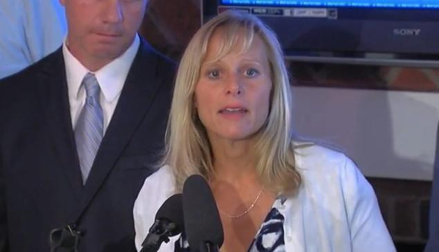 Cindy Gamrat Mich lawmaker won39t resign as state investigates affair