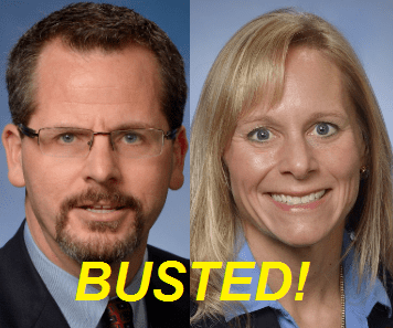 Cindy Gamrat UPDATED Two largest hypocrites in Lansing Todd Courser