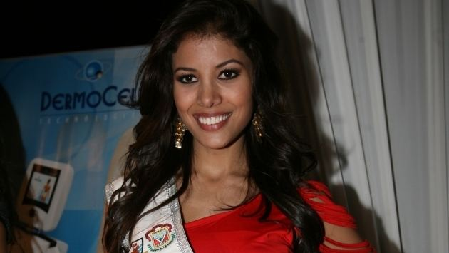 Cindy Mejía Cindy Meja espera traer la corona Espectculos Peru21