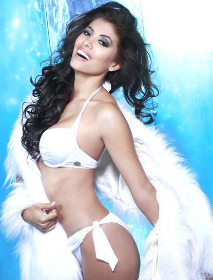 Cindy Mejía Cindy Mejia Miss Peru