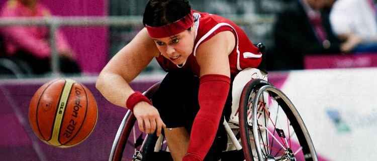 Cindy Ouellet Cindy Ouellet Wheelchair Basketball Canada