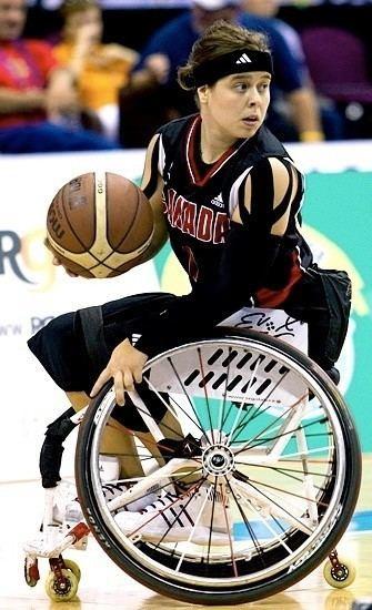 Cindy Ouellet a va bien pour Cindy Ouellet aux Jeux paralympiques de