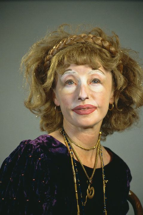 Cindy Sherman The Many Faces of Artist Cindy Sherman Reflecting on