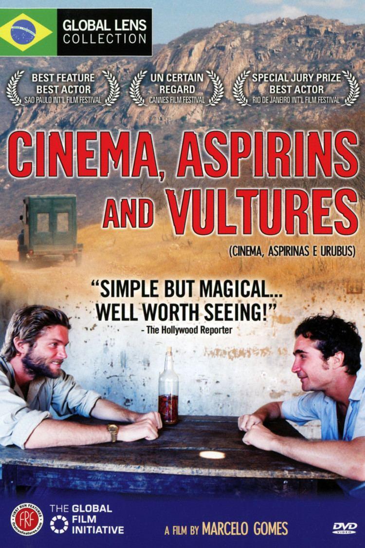 Cinema, Aspirins and Vultures wwwgstaticcomtvthumbdvdboxart169594p169594