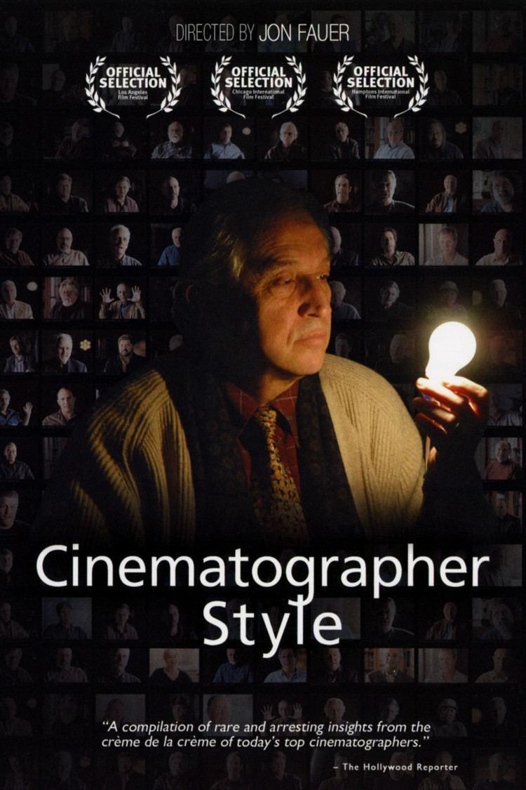 Cinematographer Style wwwgstaticcomtvthumbdvdboxart8042401p804240