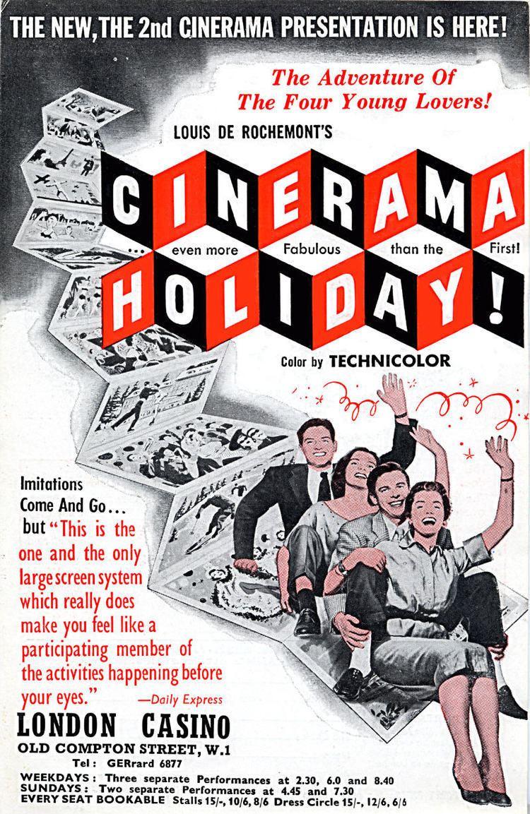 Cinerama Holiday Cinerama Holiday