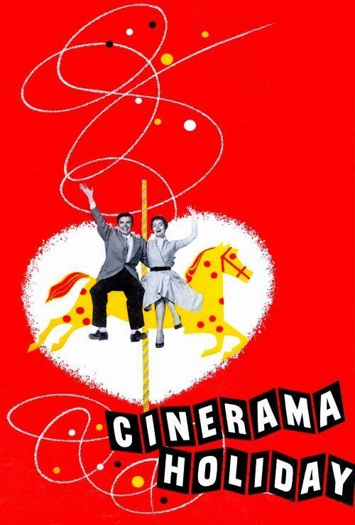 Cinerama Holiday Cinerama Holiday Movie Posters From Movie Poster Shop