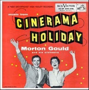 Cinerama Holiday Cinerama Holiday Soundtrack details SoundtrackCollectorcom