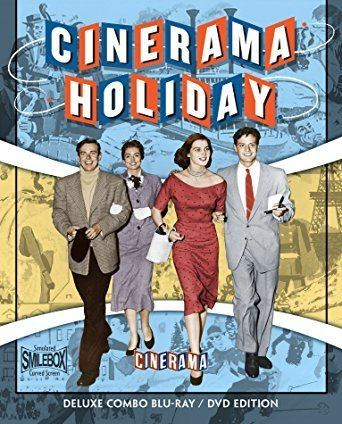 Cinerama Holiday Amazoncom Cinerama Holiday Bluray Fred Troller Beatrice