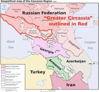 Circassia Circassia and the 2014 Winter Olympics GeoCurrents
