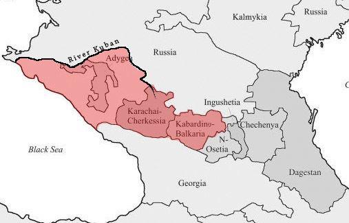 Circassia Democratic Circassia