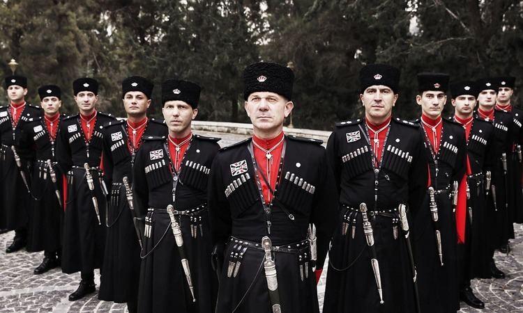 Circassians A rare look into the world of Jordanian royals39 Circassian guards