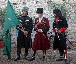 Circassians Circassians in Israel Wikipedia