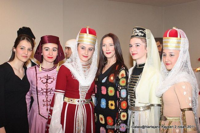 Circassians Circassians Adyghea tribes of Southern Russia