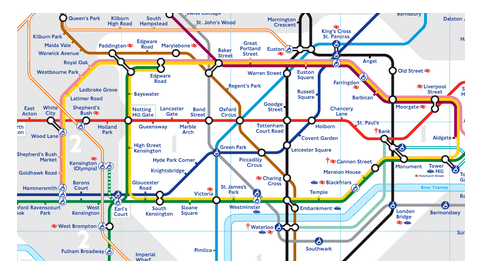 Circle line (London Underground) UKIP once pledged to turn London39s Circle Line back into a circle