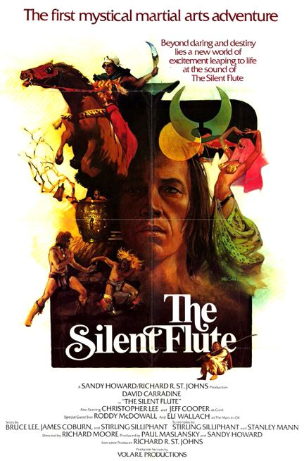 Circle of Iron The latest on Bruce Lees The Silent Flute remake cityonfirecom