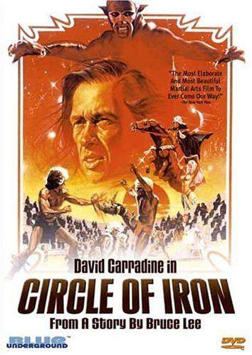 Circle of Iron Amazoncom Circle of Iron Richard Moore IV David Carradine