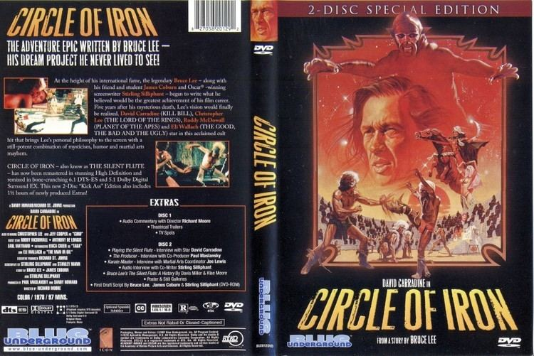Circle of Iron Circle Of Iron 1978 aka The Silent Flute