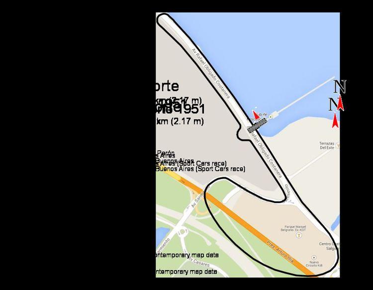 Circuito H : Circuito costanera buenos aires alchetron the free social