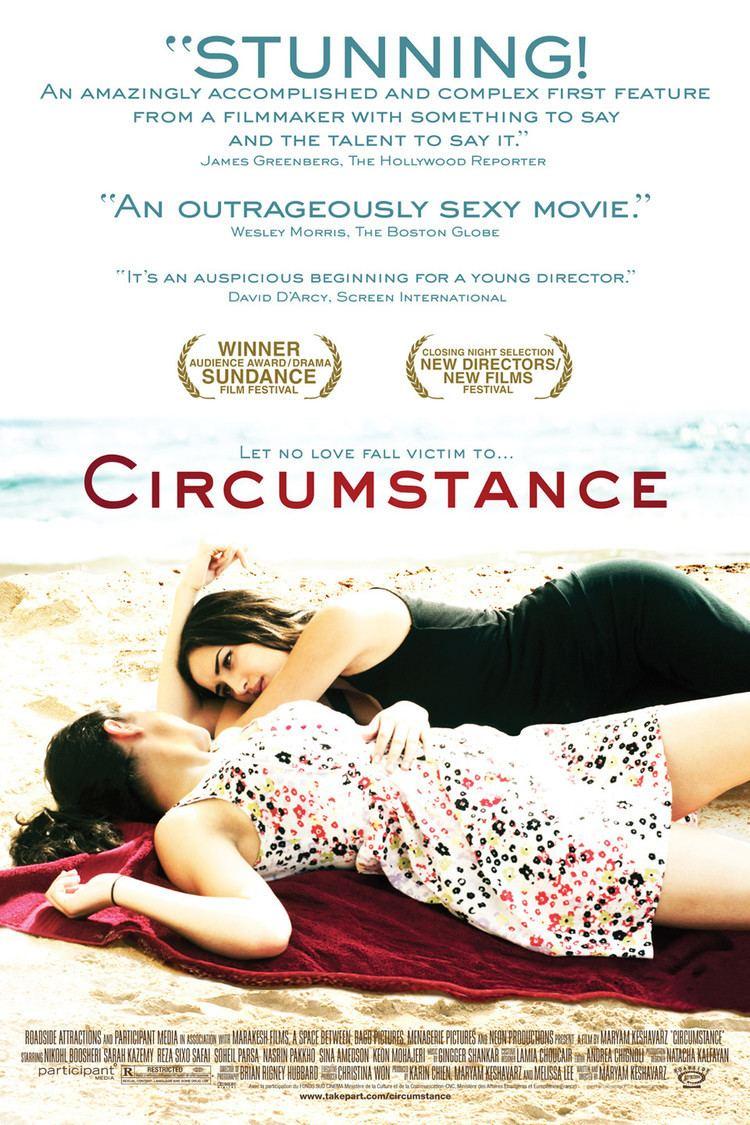 Circumstance (2011 film) wwwgstaticcomtvthumbmovieposters8590695p859