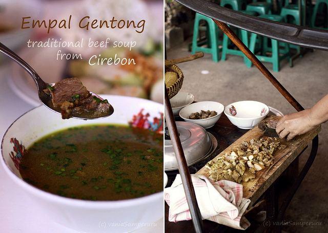 Cirebon Cuisine of Cirebon, Popular Food of Cirebon