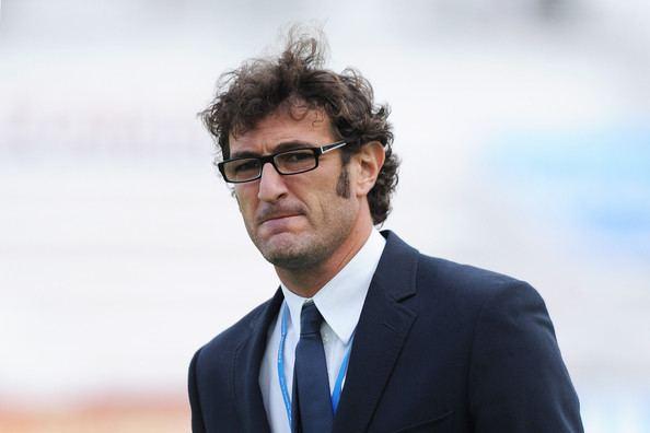 Ciro Ferrara Ciro Ferrara Photos Italy v Ivory Coast Toulon U21
