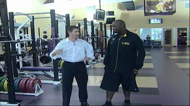 Ciron Black Eric Sullivan Sports Story on LSU39s CIRON BLACK YouTube