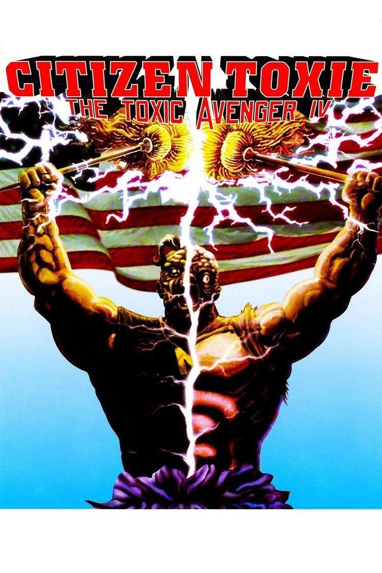 Citizen Toxie: The Toxic Avenger IV wwwgstaticcomtvthumbmovieposters74210p74210