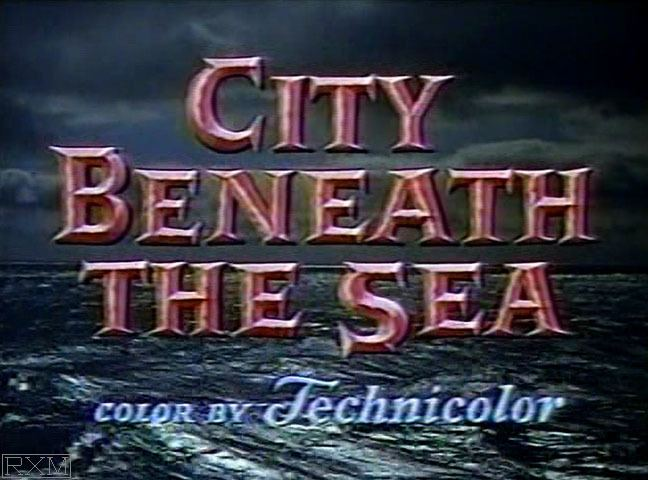 City Beneath the Sea (1953 film) City Beneath The Sea 1953 Coins in Movies