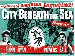 City Beneath the Sea (1953 film) City Beneath the Sea 1953 DVD Robert Ryan Mala Powers