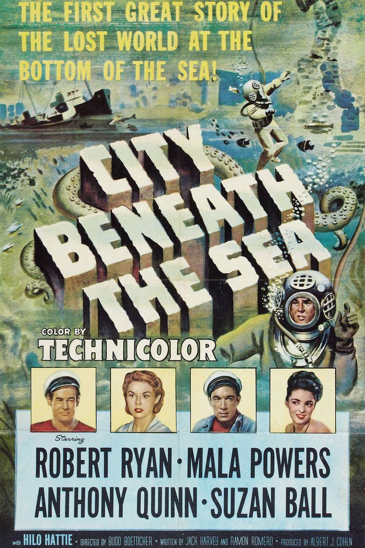City Beneath the Sea (1953 film) wwwgstaticcomtvthumbmovieposters39071p39071