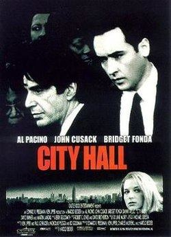City Hall (film) City Hall film Wikipedia