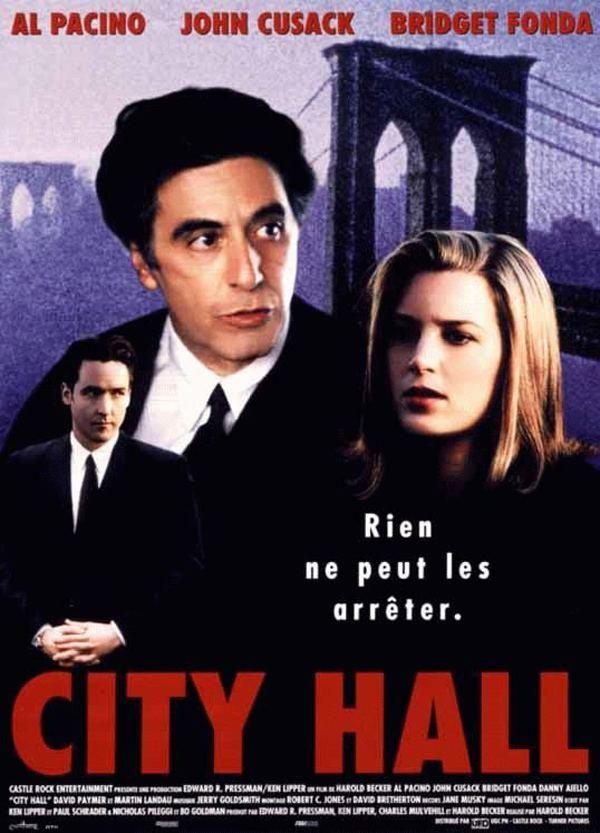 City Hall (film) City Hall film 1996 AlloCin