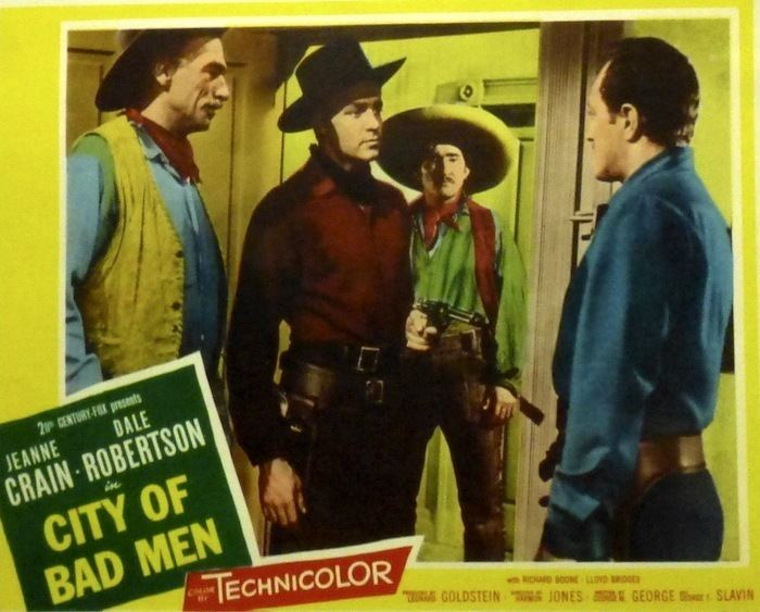 City of Bad Men DVD Review City Of Bad Men 1953 50 Westerns From The 50s