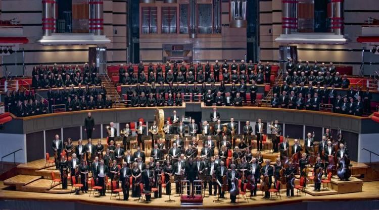 City of Birmingham Symphony Orchestra The Dream of Gerontius City of Birmingham Symphony Orchestra
