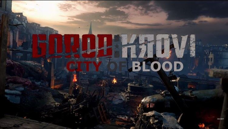 City of Blood DLC 3 City of Blood TRAILER REACTION AND BREAKDOWN YouTube