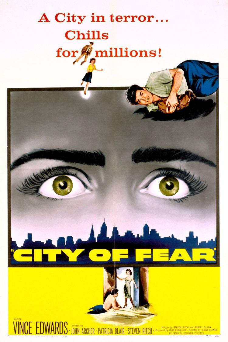 City of Fear (film) wwwgstaticcomtvthumbmovieposters44090p44090