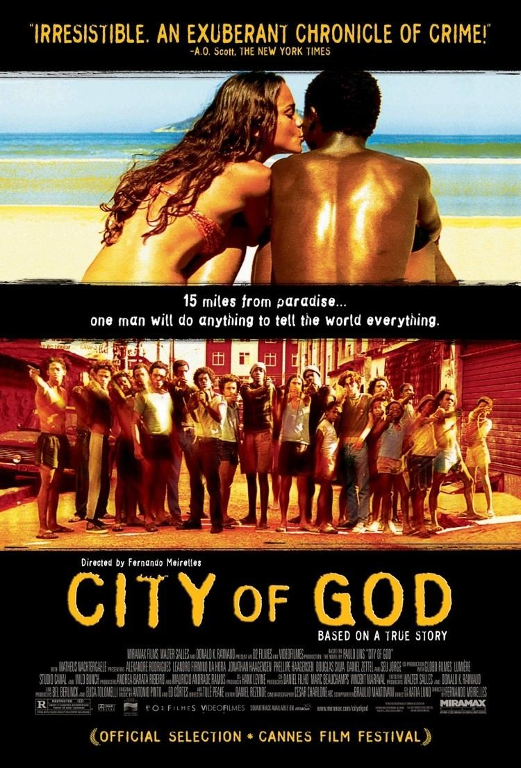 City of God (2002 film) 20 Things You Didnt Know About City of God Beyond the Box