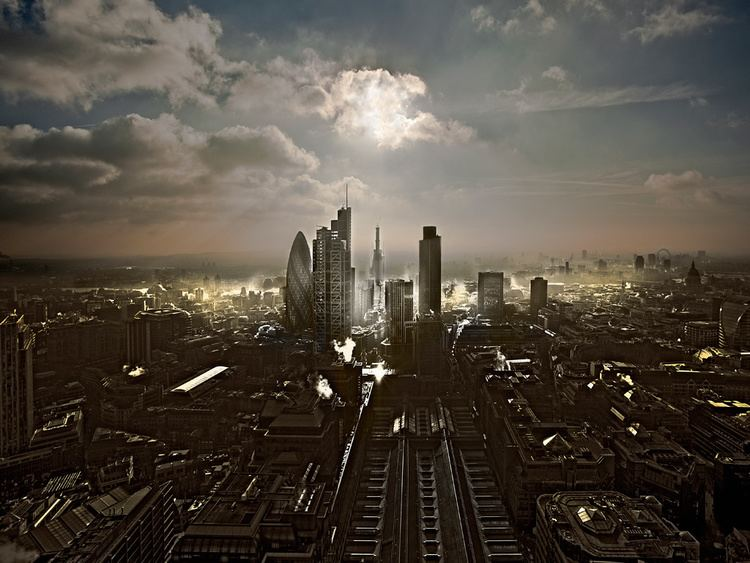 City of London Beautiful Landscapes of City of London